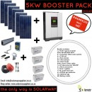5KW BOOSTER PACK