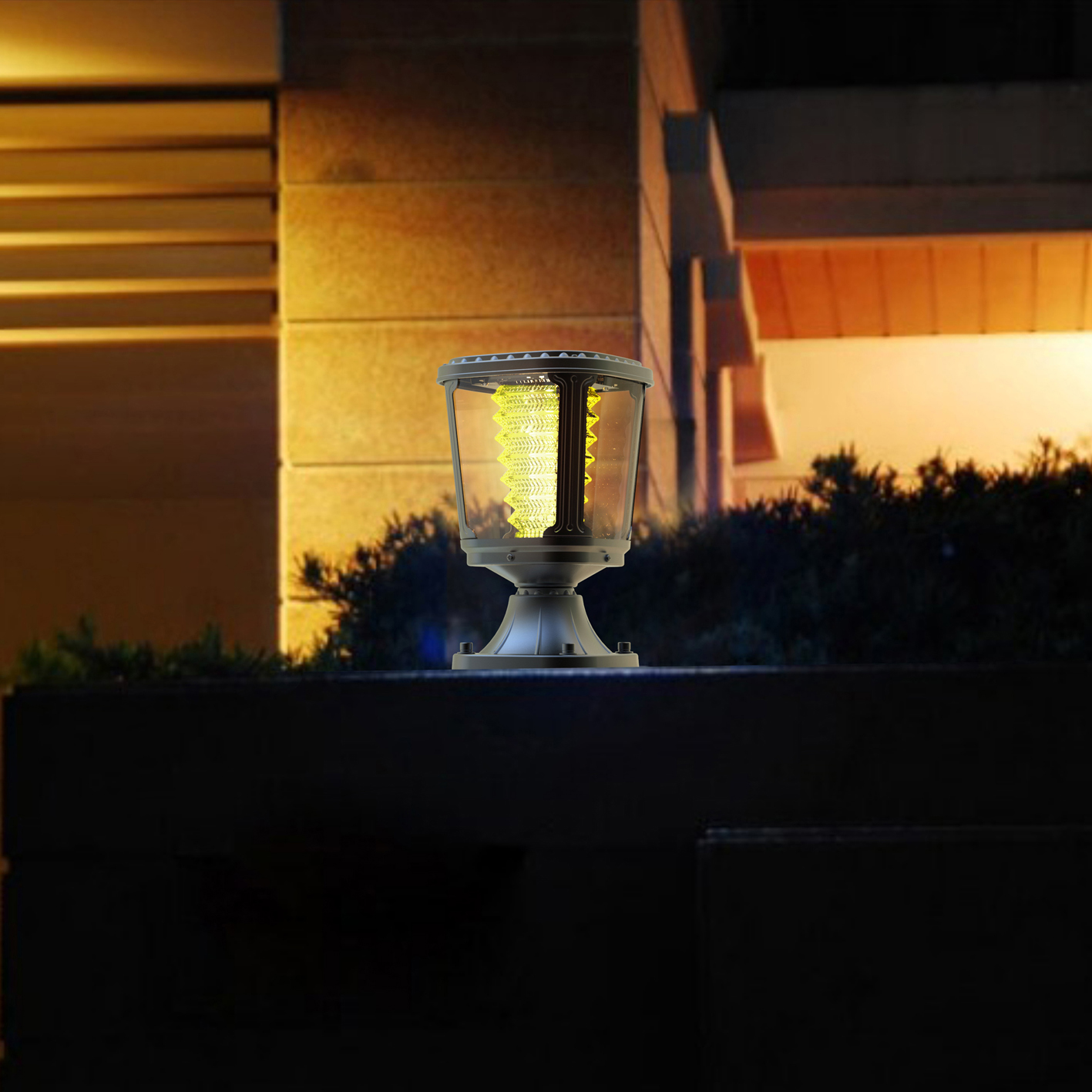 Sgl 01 Solar Garden Wall Light
