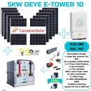 5KW DEYE E-TOWER 10