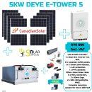 5KW DEYE E-TOWER 5
